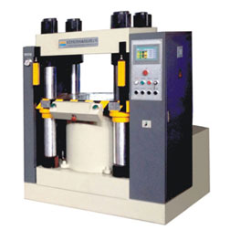 Servo 4-Column Hydraulic Press