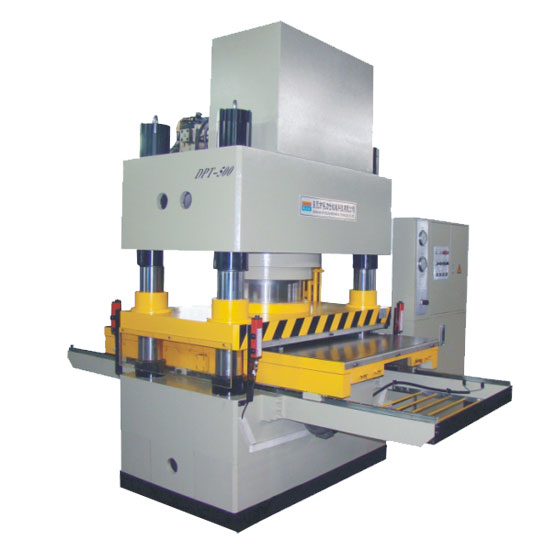 Special Hydraulic Machines